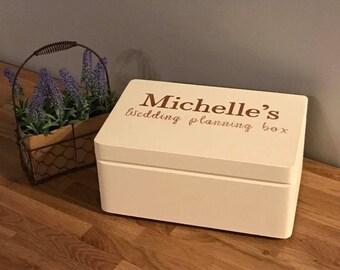 Wedding Planning Box