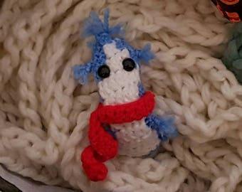 Labyrinth Crochet Worm 'ello Amigurumi