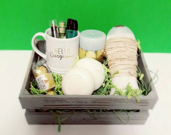 Spa kit for mom. Mother's day.