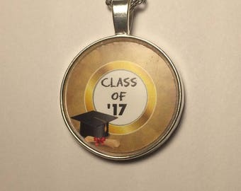Standard Graduation 2017 necklace