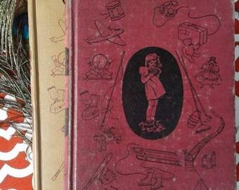 Vintage Honey Bunch books