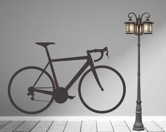 Cruiser Bicycle Etsy - Custom vinyl decals bicycle