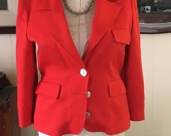 Vintage Valentino boutique blazer