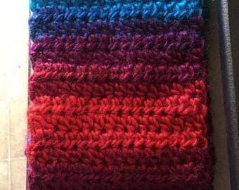 Super Soft Crochet Scarf/Cowl!!