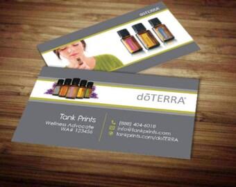 doTERRA Business Card Design 7