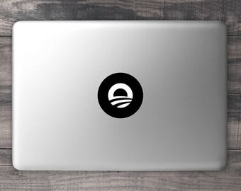 Obama MacBook Decal/Sticker