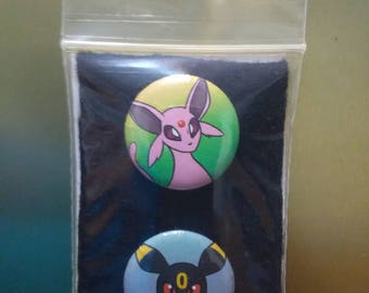 Umbreon And Espion set