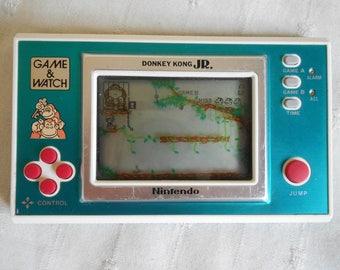 Nintendo GAME & WATCH DONKEY kong jr. dj