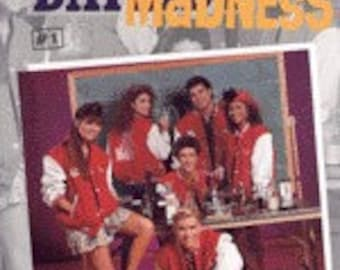 Bayside Madness-Saved by the Bell #1 Vintage book