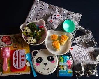 Panda Bento Box Set