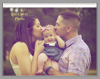 Photo Calendar with ANY start date! - Personalized