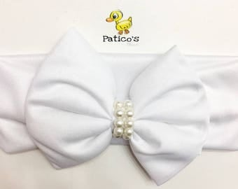Lazo Headband Baby and girl  bow hairband cute niña newborn