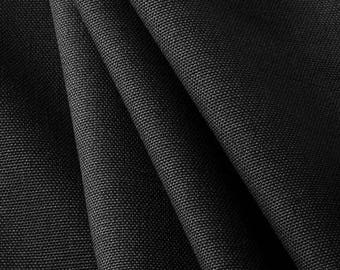 "10oz Duck Fabric | 58"" Black 