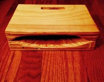 Wooden Passive Phone Speaker