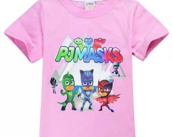PJ Masks Girls T-Shirt