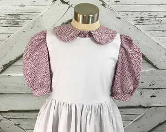 Size 7--Little House Dress Set