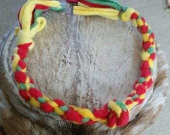 Dog ToY Fleece Tug Toy  Pet toy FREE Shipping