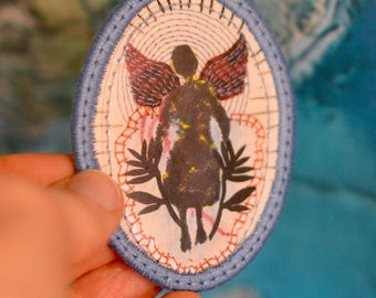 On Sale, Angel pin