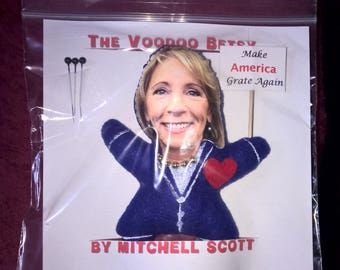 The Voodoo Betsy Doll