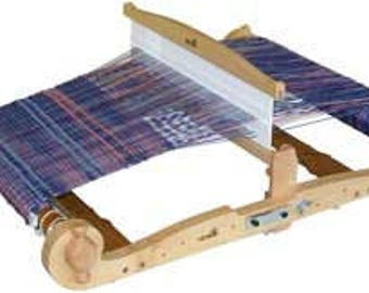 Rigid Heddle Loom The Harp Forte By Kromski 32 Inch Free Shipping Includes Stand and Bag Plus Bonus