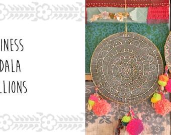 Happiness Mandalas - Modern Mystic Online Workshop E-Course