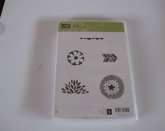 Stampin Up, stamp set, flowers, Petal Parade, Sale A Bration, scrapbooking, card making, paper crafting, family time, new item