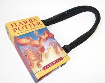 Harry Potter Book Purse Order of Phoenix, Handbag