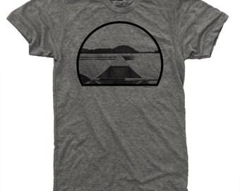Canoe Men TShirt, Fishing Gift, Gift for Men, Fishing Shirt, Gift for Dad, Kayaking Gifts, Flordia, Missouri, Gift for Husband, Gift for Son