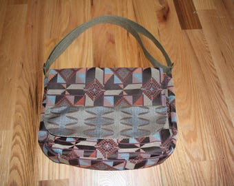 VINTAGE Maruca brand fabric purse