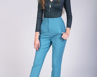 Named Clothing PATTERN - Tyyni Cigarette Trousers - Sizes 0-14