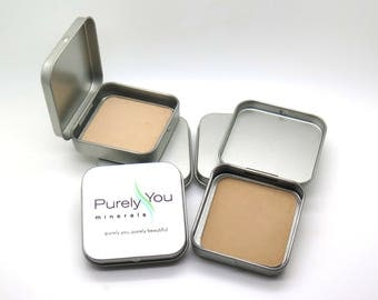 Silky Smooth Pressed Powder