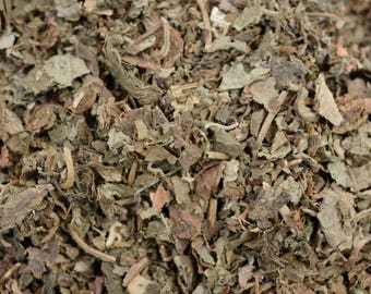 Patchouli Patchouly, Dried Herb, Money, Fertility, Lust, Magical Herbs, Spell and Ritual Work Curio