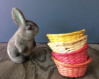 Vintage Candy Baskets - Small Candy Basket