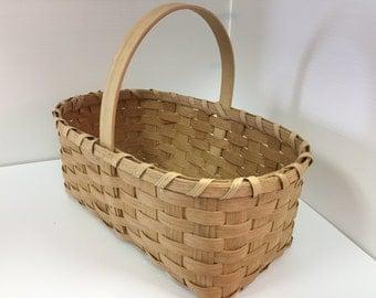 White Oak Market Basket