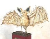 Ginger / aka Bats in the Bell Tin - OOAK