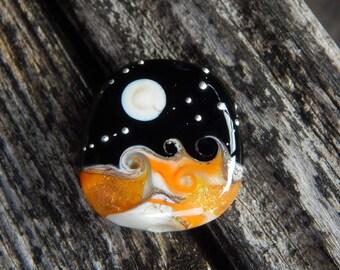 Citrus Sea, Simply Lampwork by Nancy Gant, SRA G55