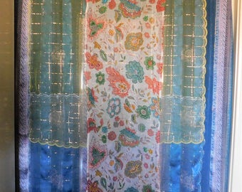 STARDUST Bohemian Gypsy DOOR Curtain