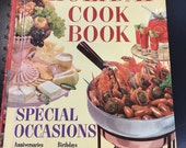 BHG Holiday Cook Book 1960s