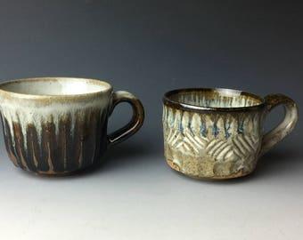 Chosen Karatsu Small Coffee Cup