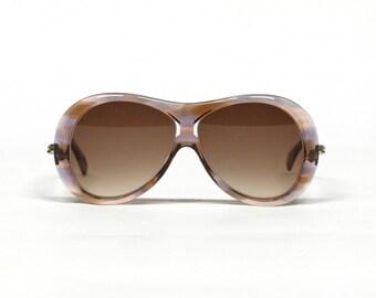 Unworn Vintage Silhouette Sunglasses   mod 67   1970s EyeGlass Frame in deadstock condition