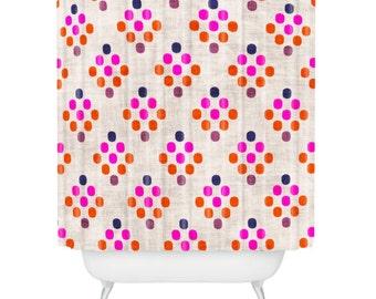 Diamond Weave Shower Curtain