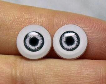 Doll eyes 10mm AD color PlatinumMystique
