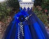 Royal Dress Flower Girl  ...