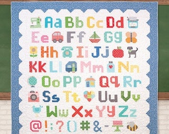 SALE PREORDER Spelling Bee Quilt Book by Lori Holt