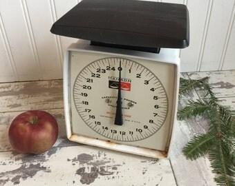 Vintage Hanson Scale - 25 pound