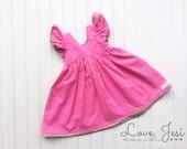 Baby Girl Easter, Girls Birthday Dress, Girls Spring Dress, Newborn Baby Dress, Baby First Easter, Toddler Dress for Wedding, Sister Dresses