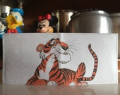 Shere Khan Disneyland Map Wallet
