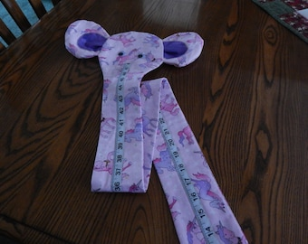Children's Elephant Growth Chart