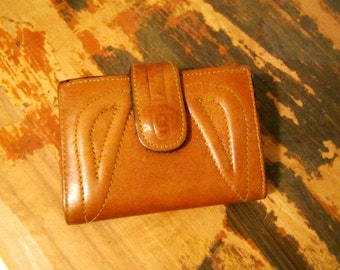 Unisex leather wallet  billfold cards coins wallet genuine leather wallet