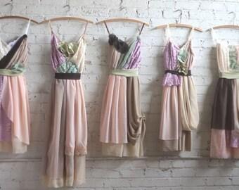 Final Payment for Caitlyn Beaird's Custom Bridesmaids Dresses & Flower Girl Dress